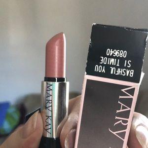 Bashful You gel semi-matte lipstick